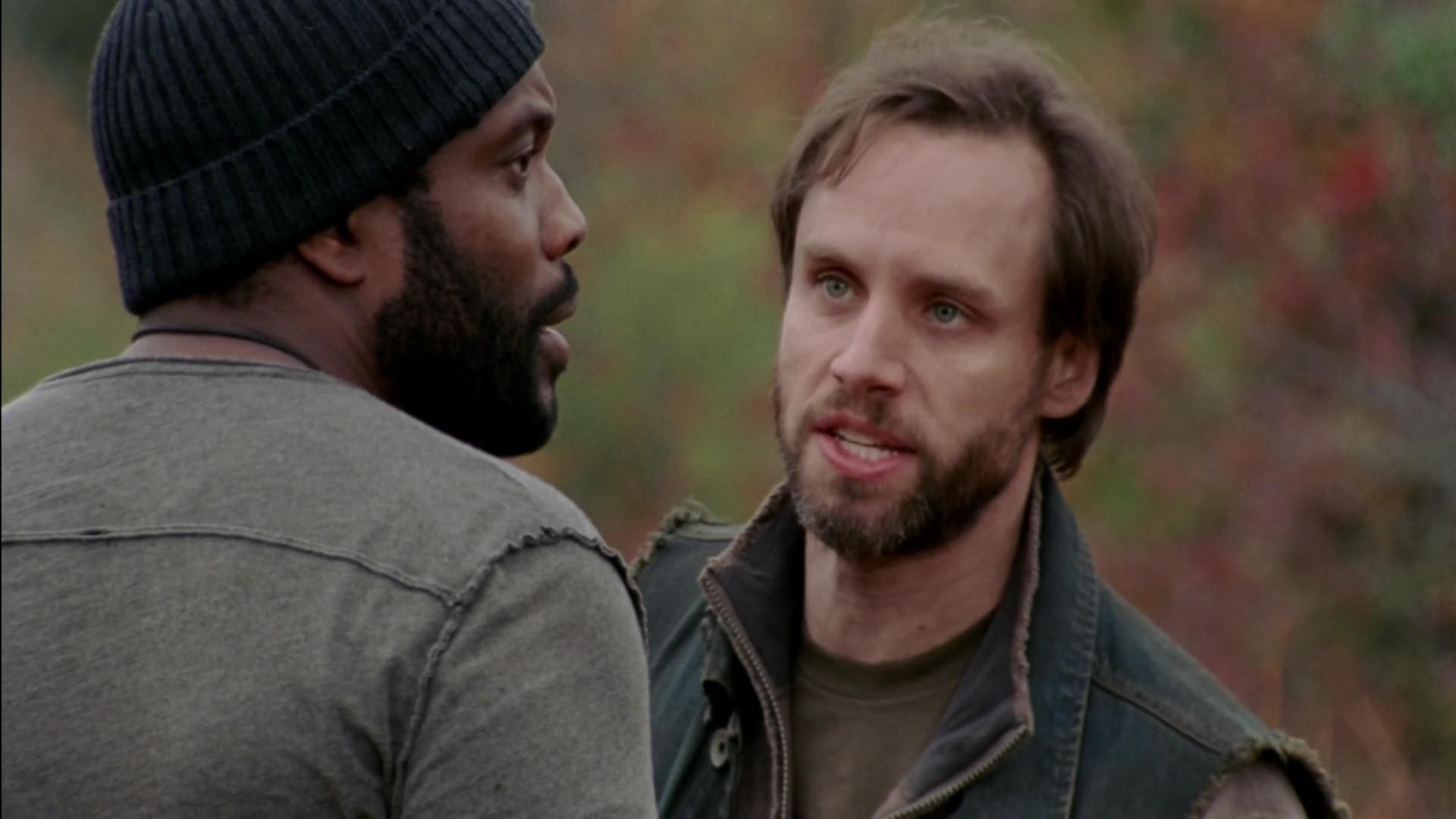 tyreese and sasha relationship