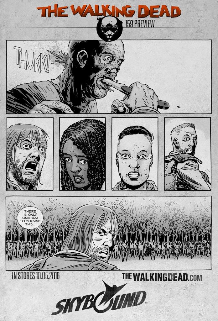 The walking dead comics online download