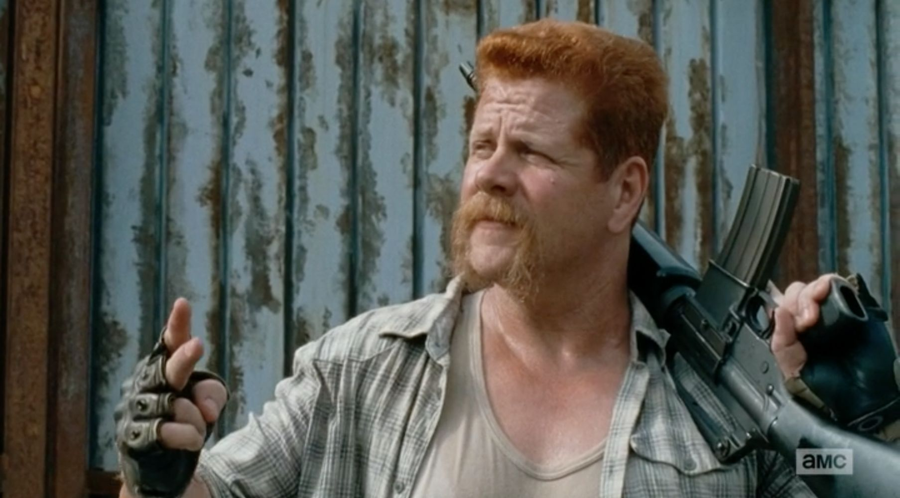 The Walking Dead Abraham Tod