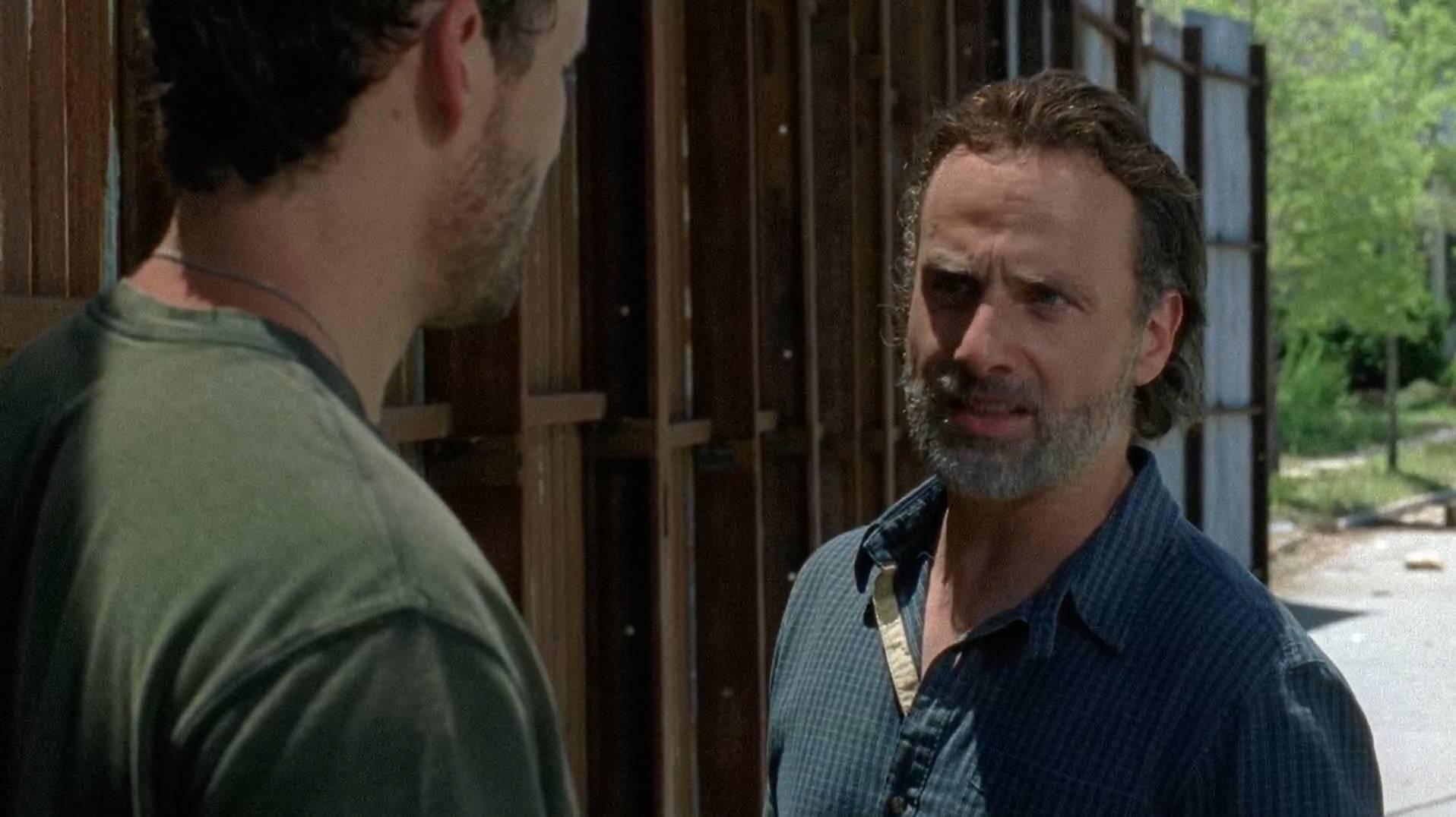 Rick Grimes Season 7