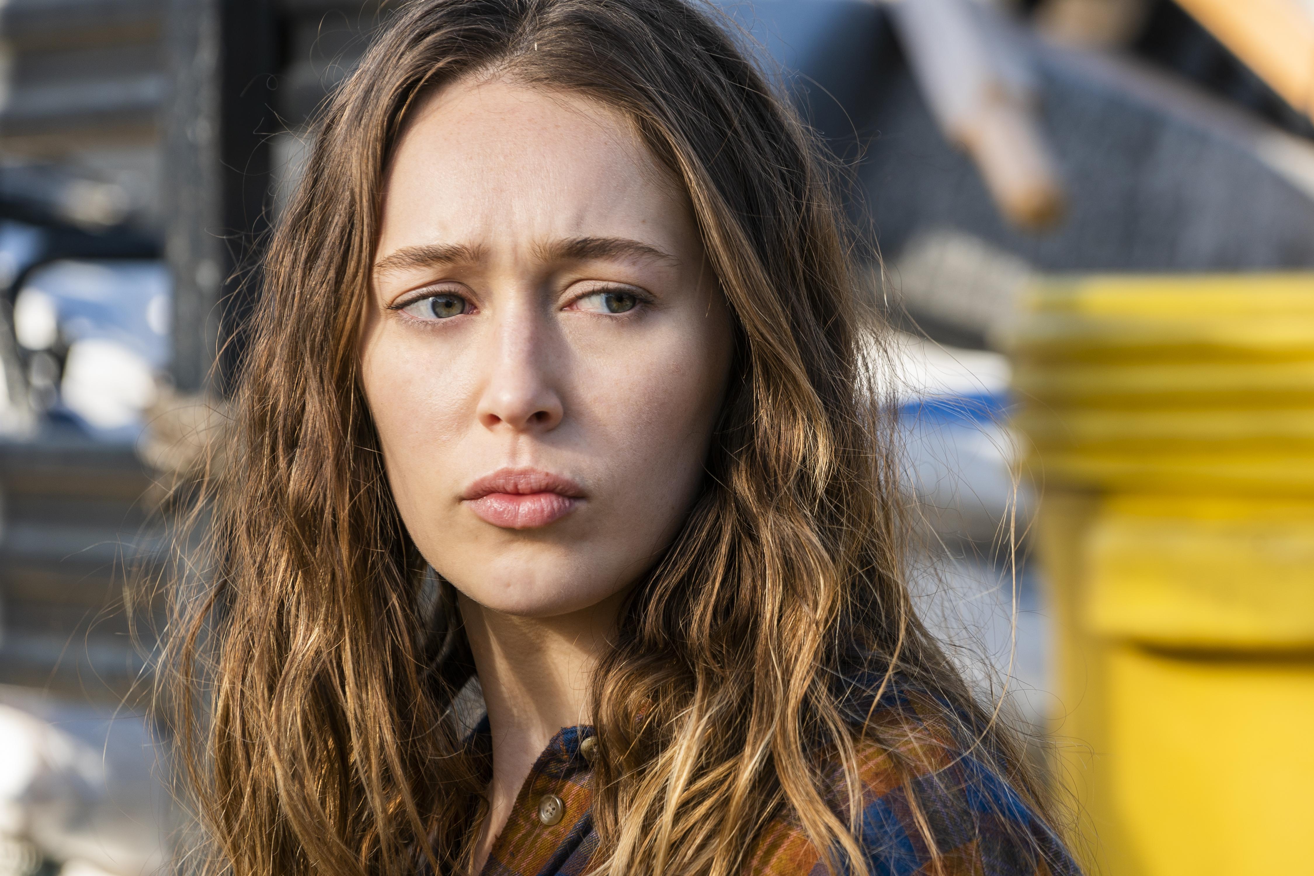 Alicia Fear The Walking Dead