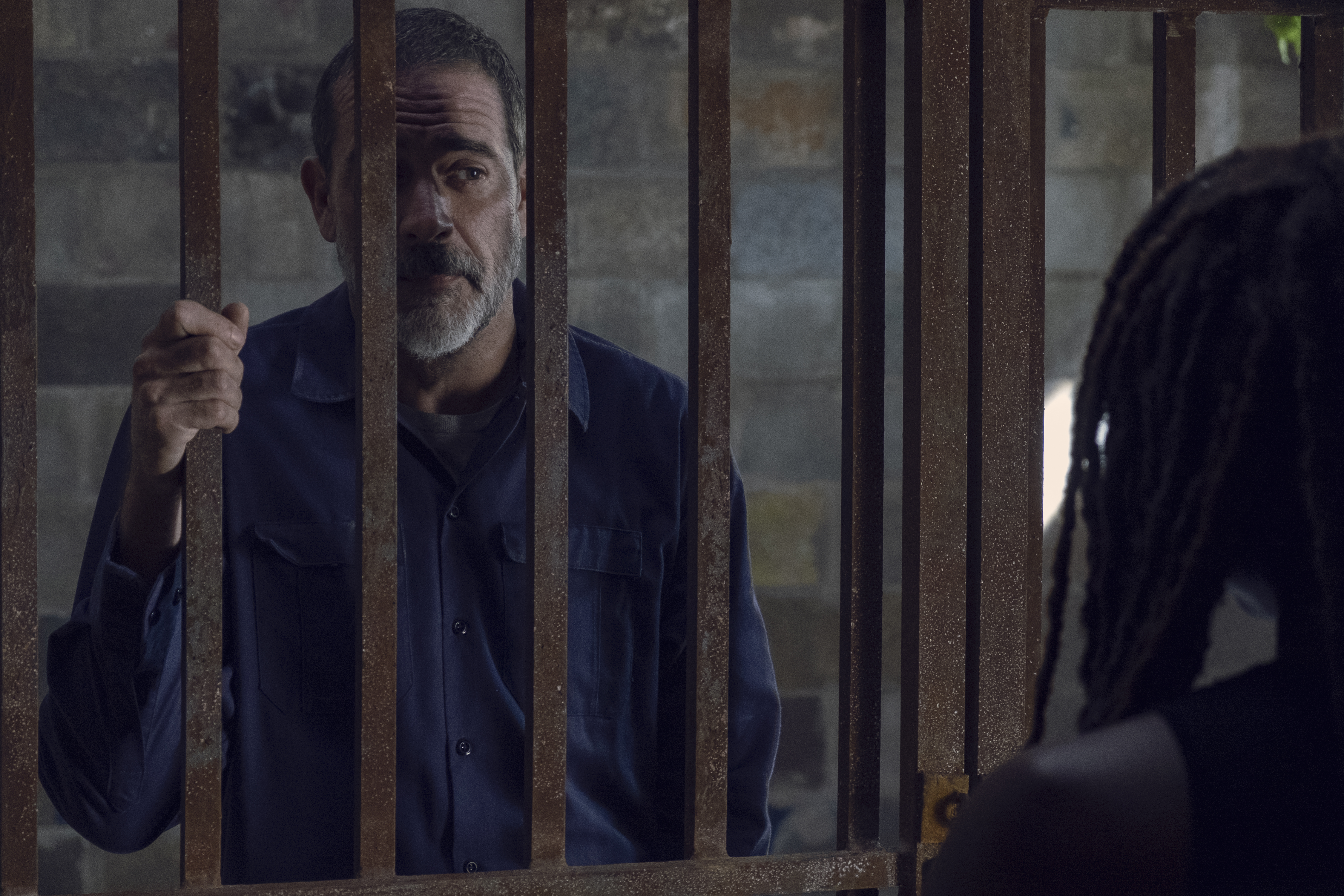 2017 Hallmark MICHONNE The Walking Dead AMC Tv Series ORNAMENT