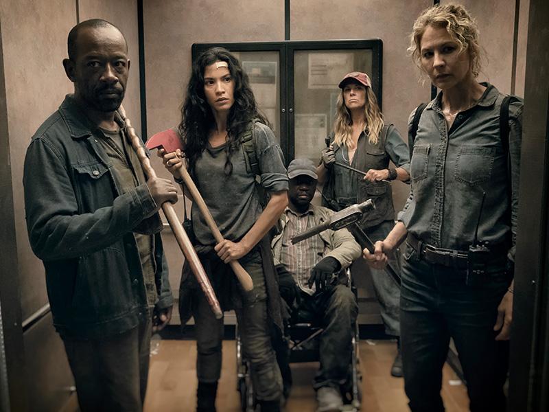 Fear The Walking Dead season 4 episode 15: Review of I Lose ...