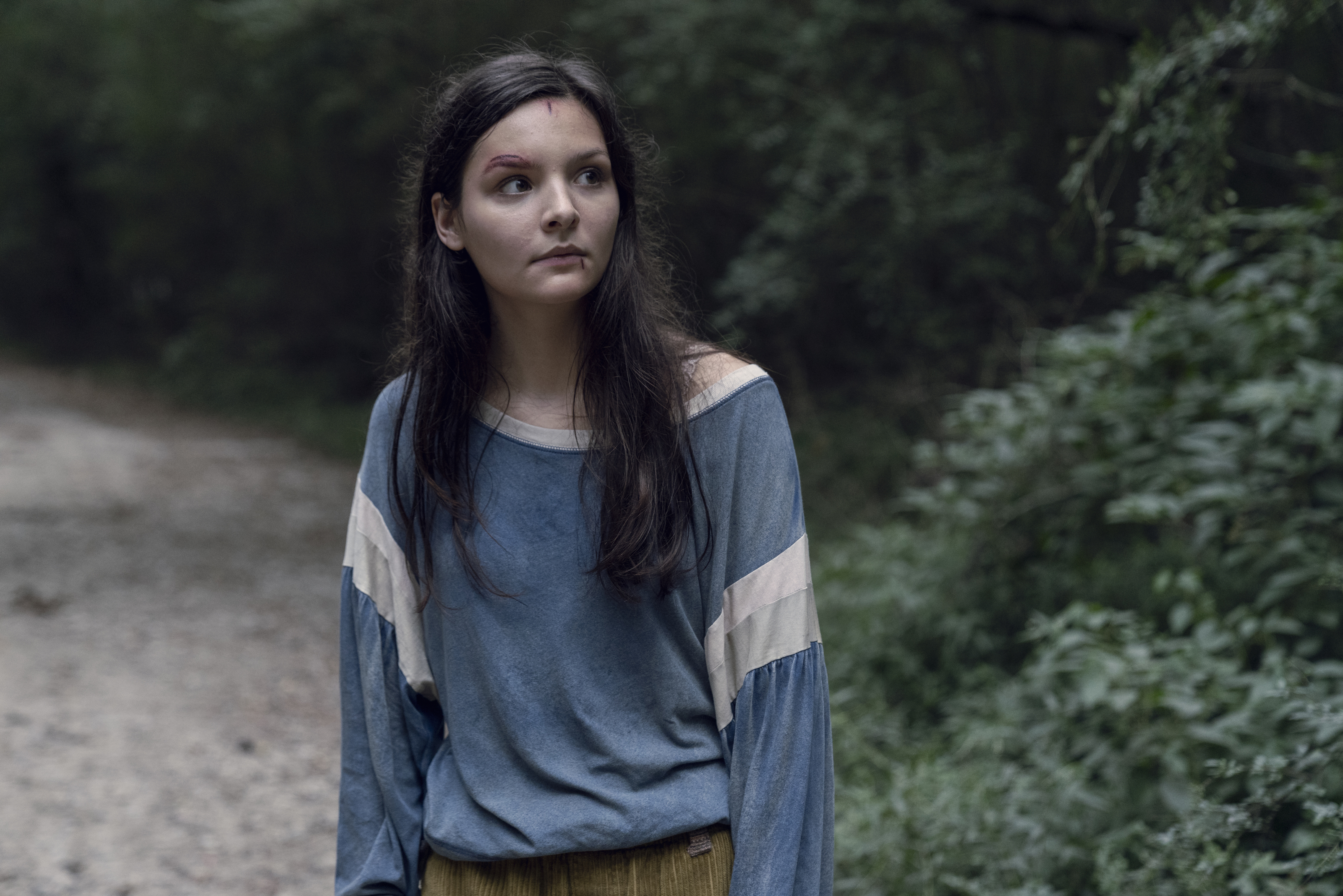 Walking Dead Lydia