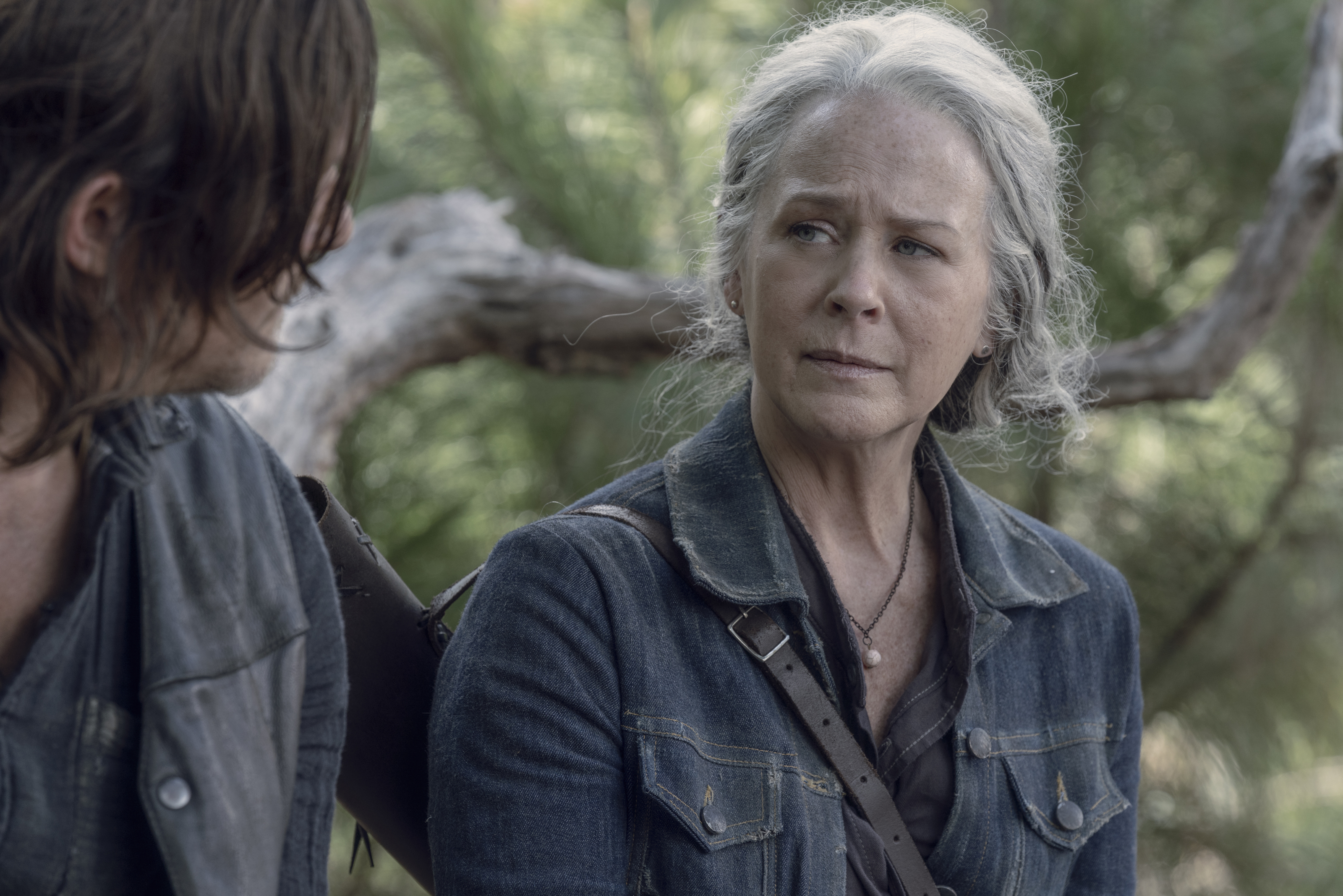 Does 'Squeeze' symbolize Carol's rock bottom on The Walking Dead?