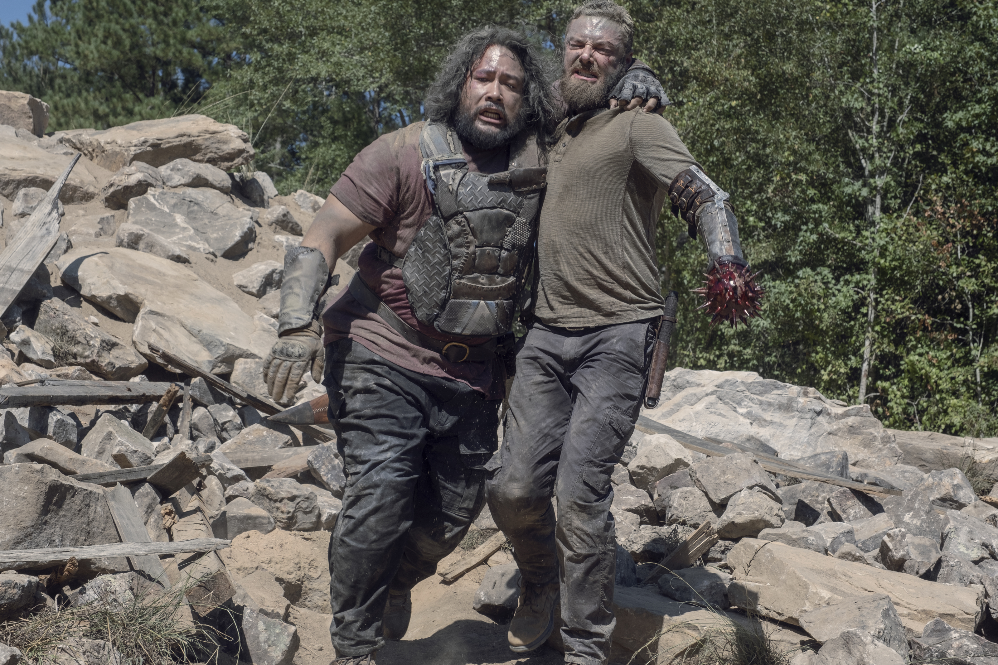 AMC's new campaign includes free streaming of The Walking Dead