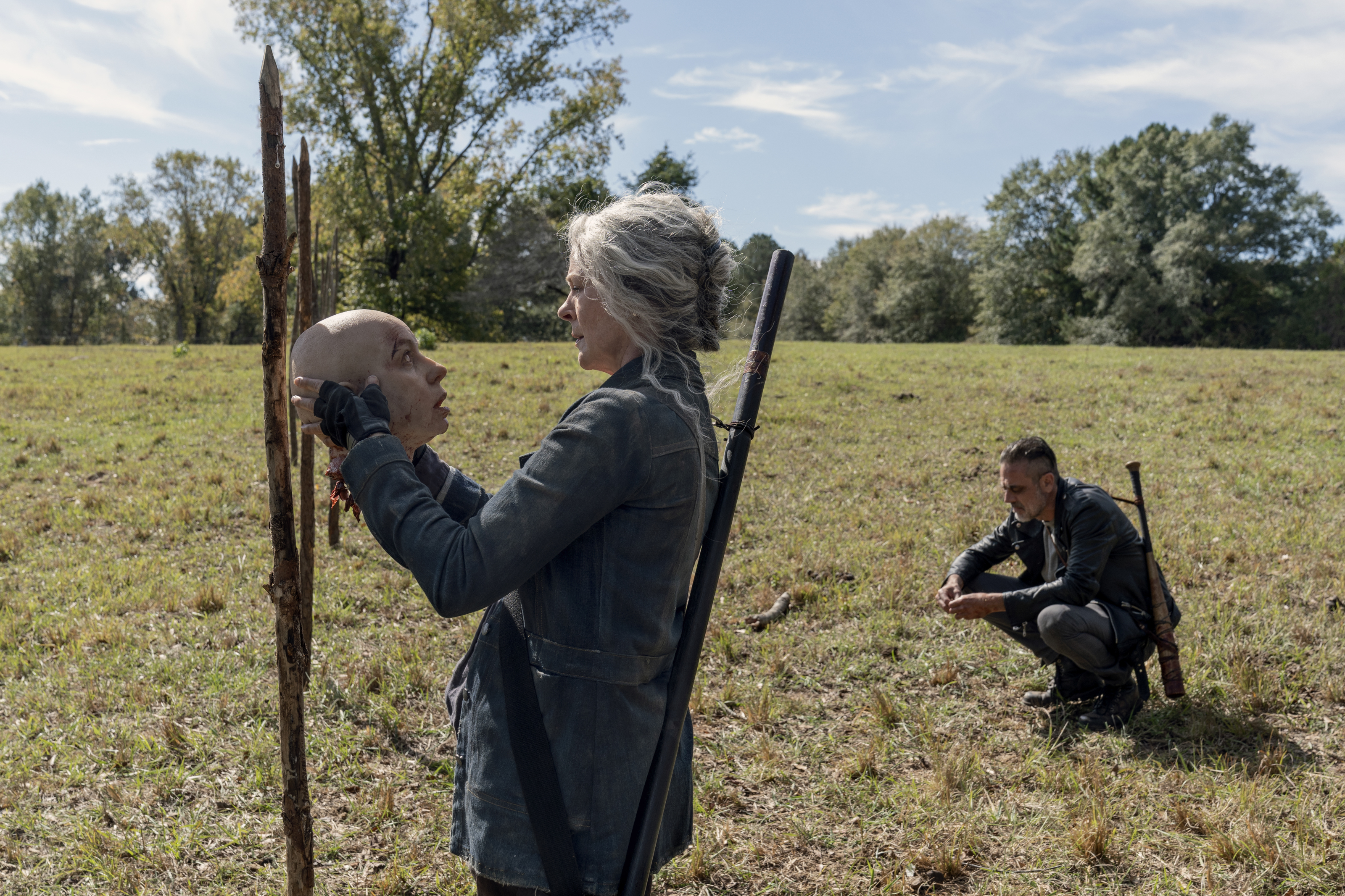 The Walking Dead 1014 preview and synopsis: Look at the Flowers