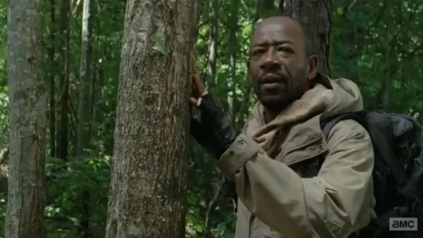 Who Isn T In The Woods With Daryl On The Walking Dead