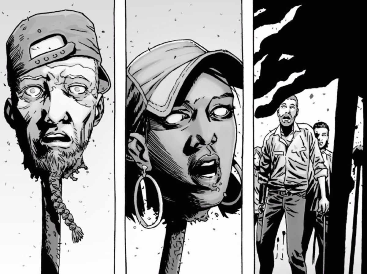 Whispers Stakes The Walking Dead