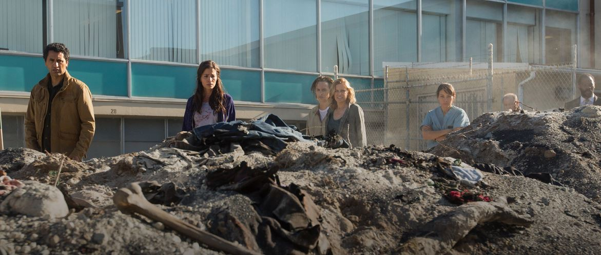 Pile Of Bodies : Fear the walking dead episode review good man