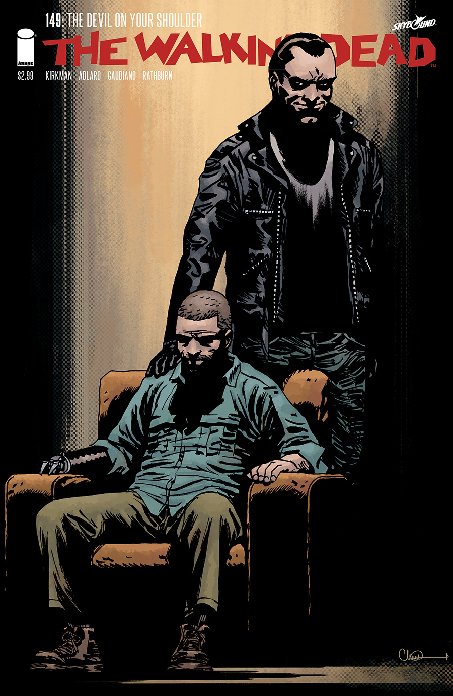 The Walking Dead 149 Cover