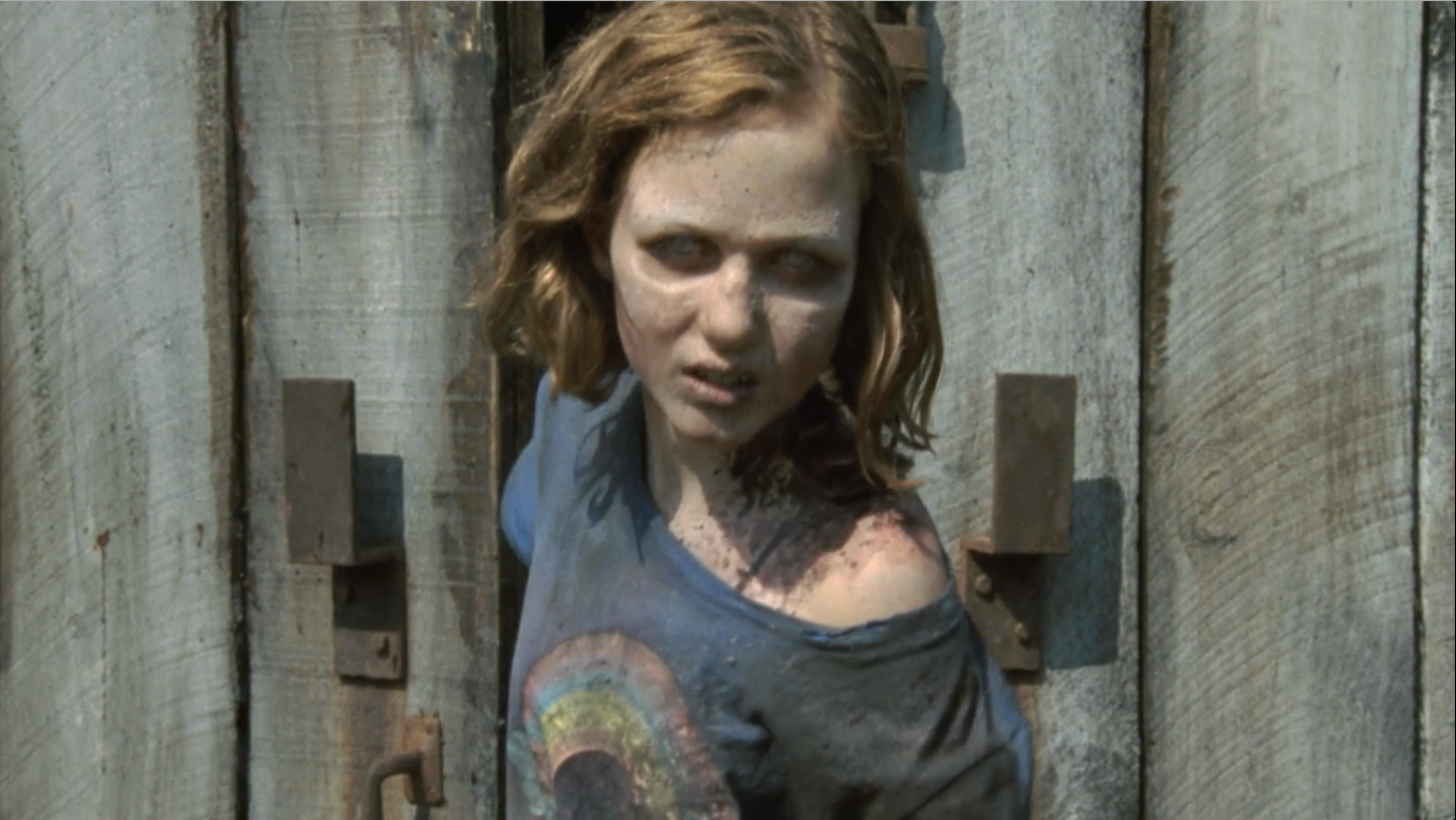 The Walking Dead Sophia