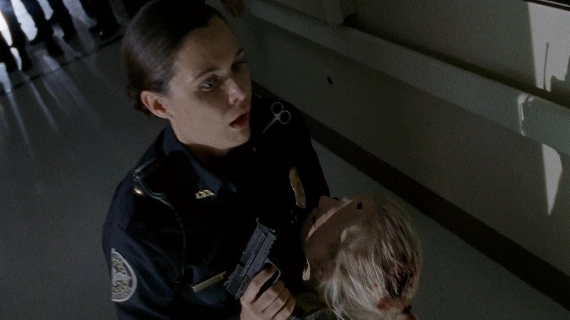 Christine Woods Walking Dead