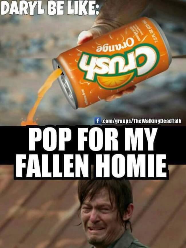 The Walking Dead Eugene Denise And Daryl Memes