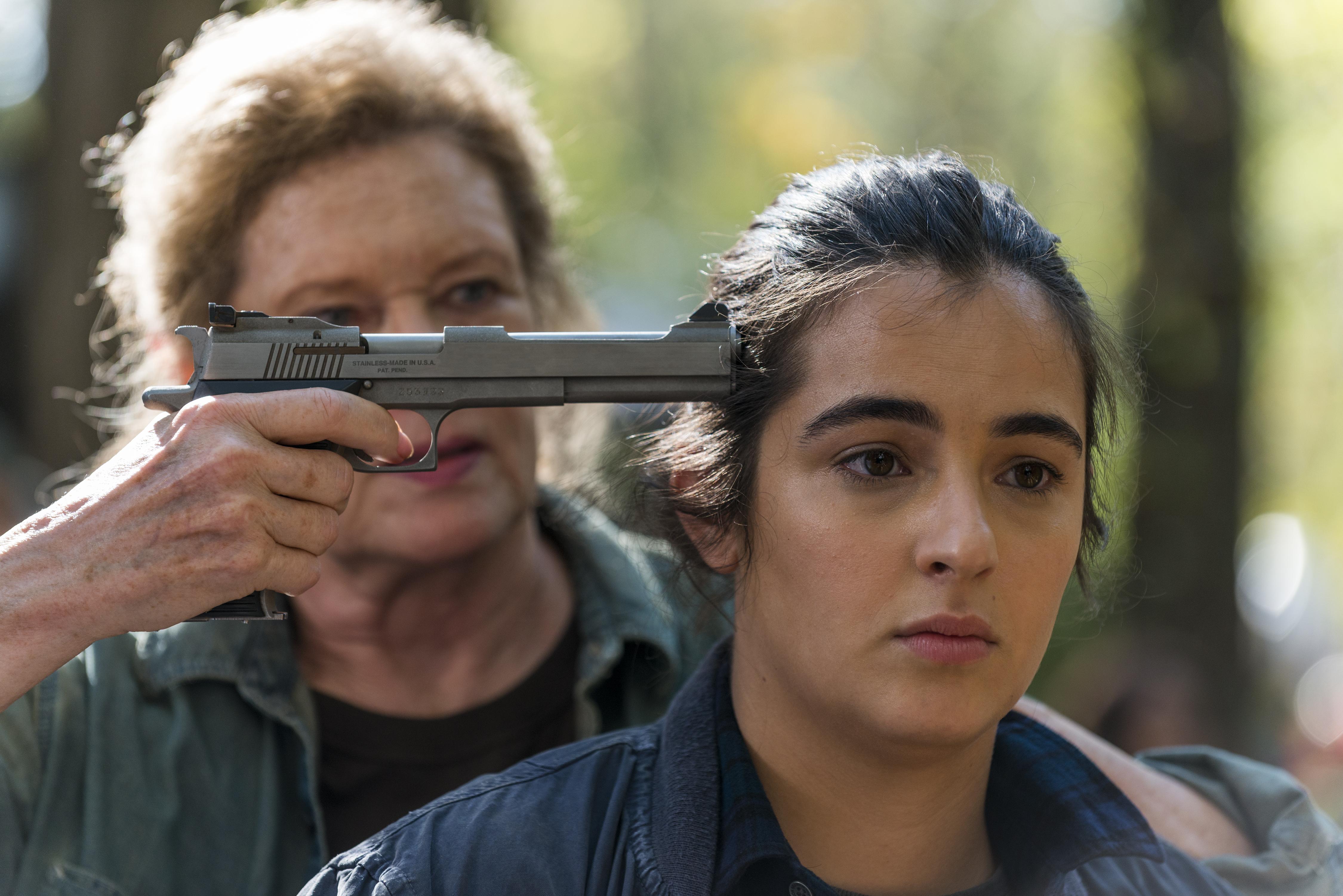 Walking Dead Tara