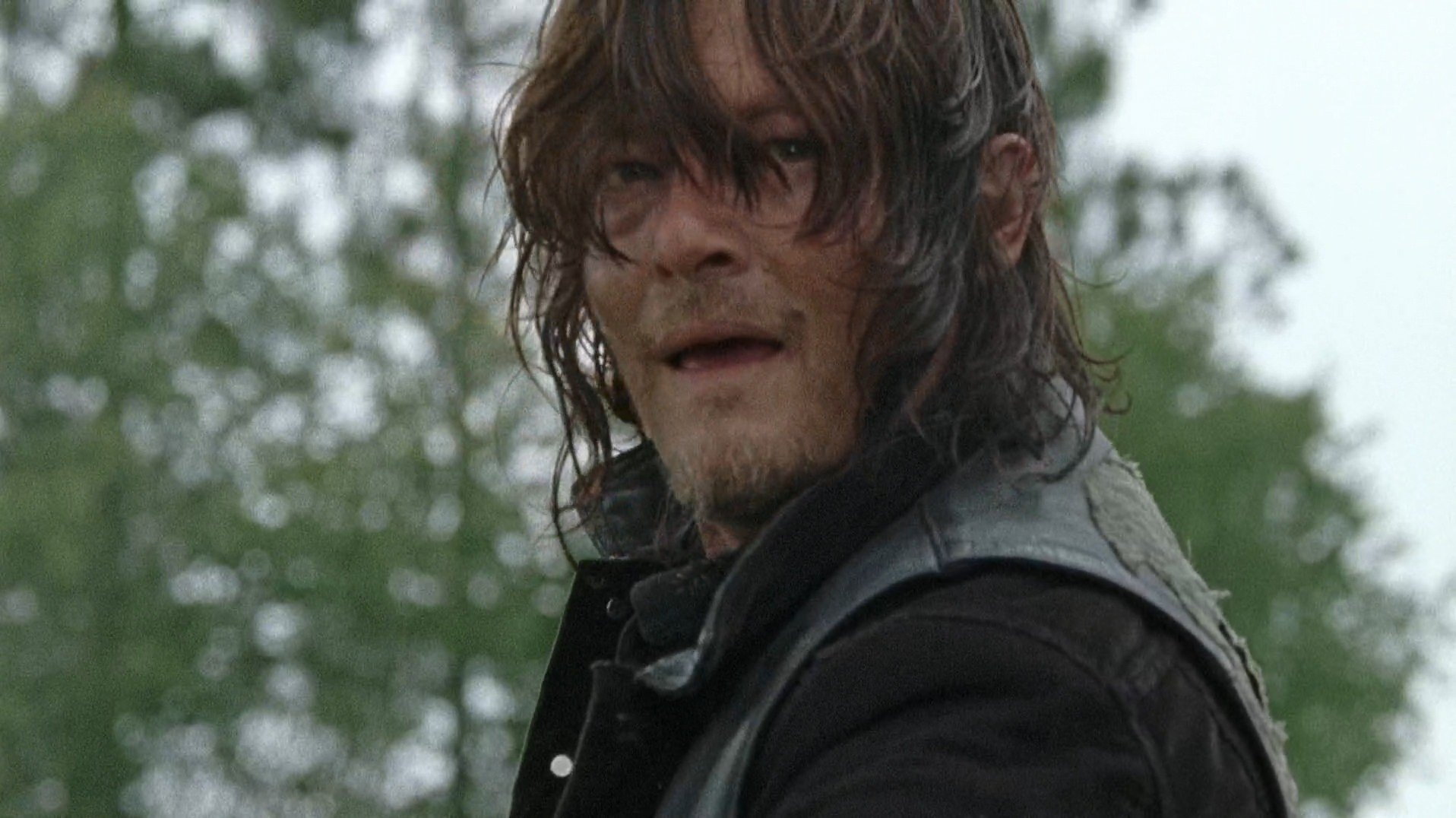 Who is daryl dating in the walking dead