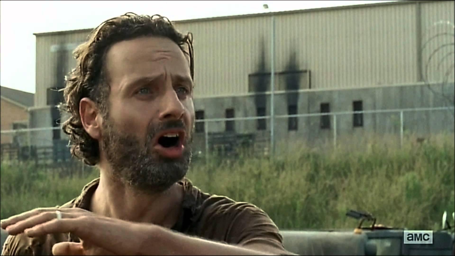 The Walking Dead Rick Schauspieler