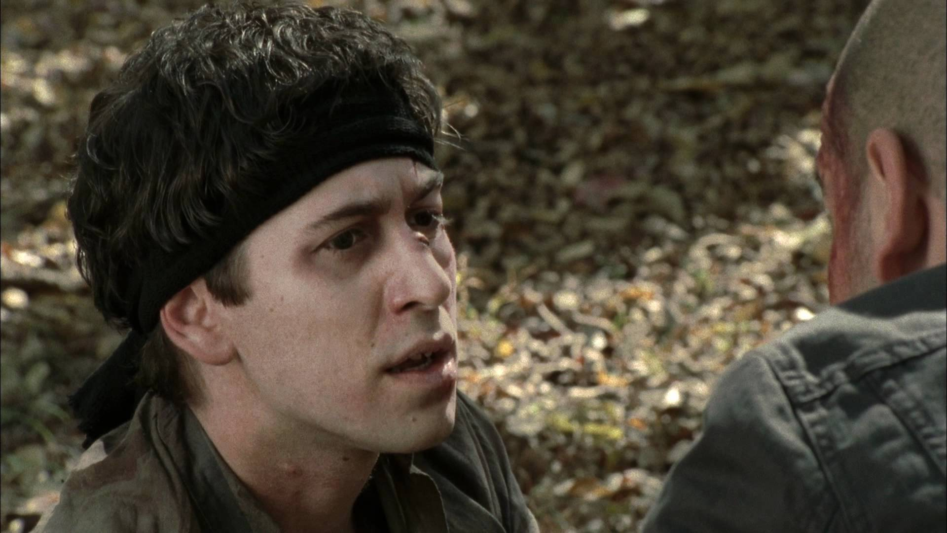 The Walking Dead Episode 212 Blame Pain And Shane In
