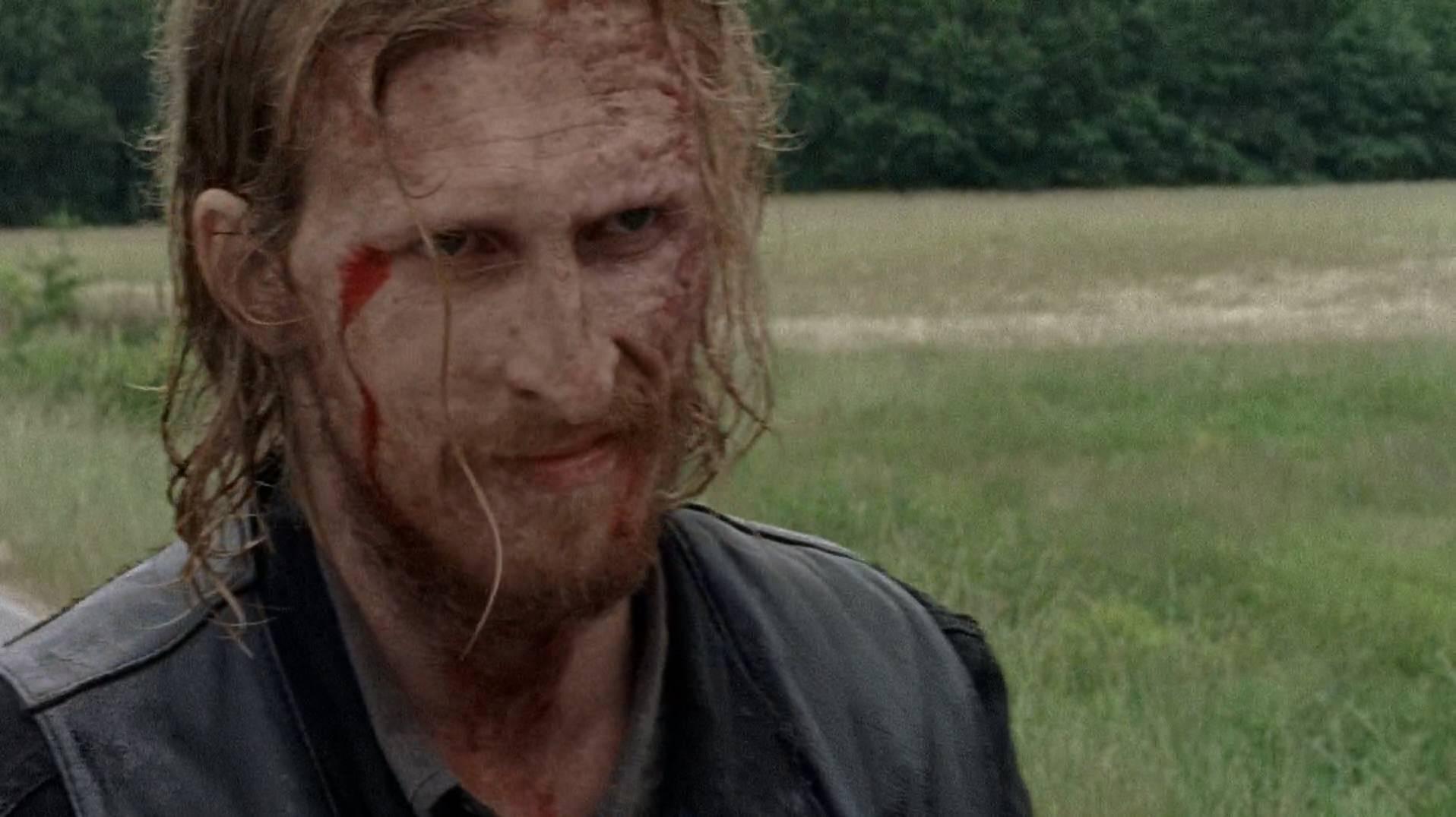 The Walking Dead Dwight