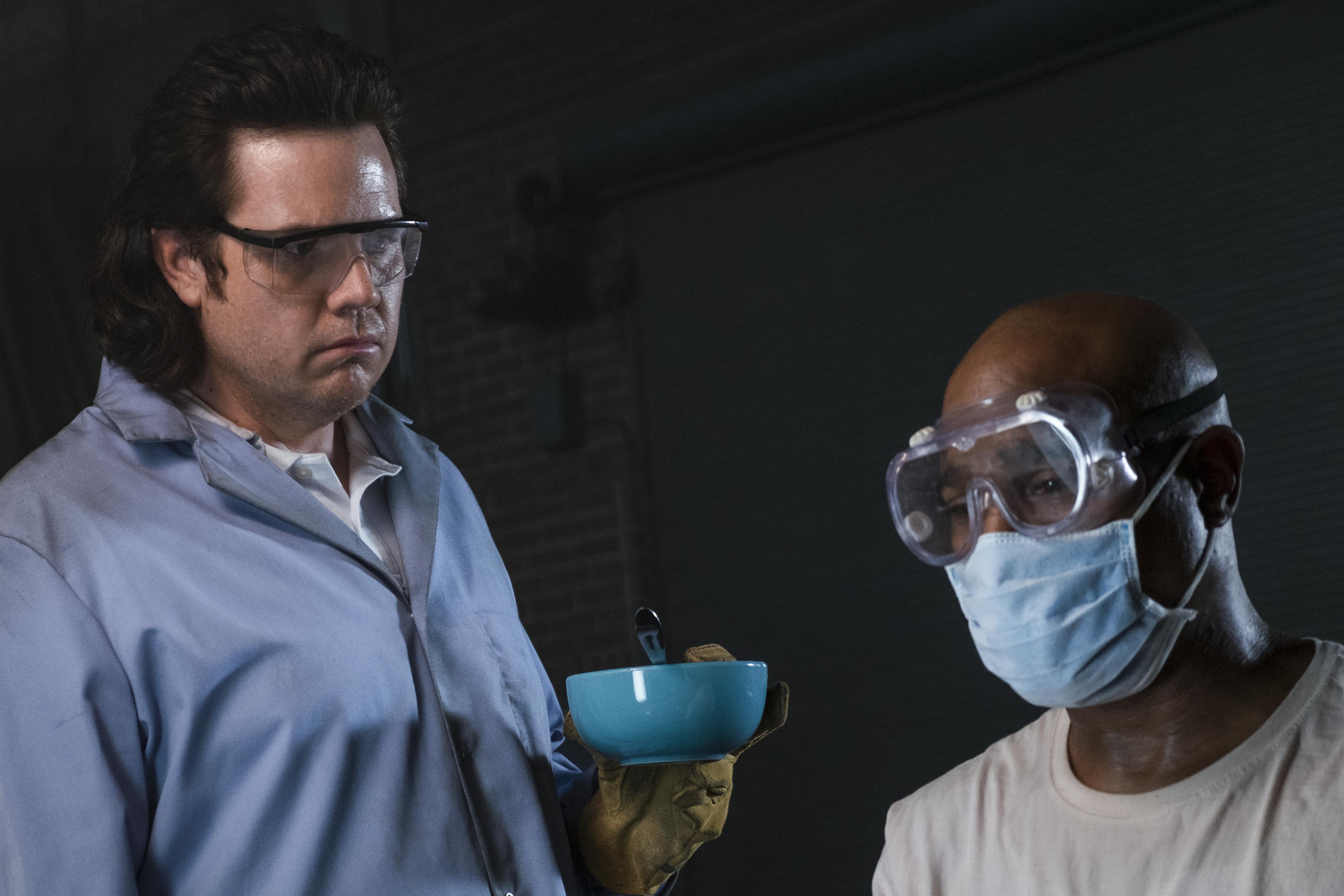 'The Walking Dead' Showrunner Scott Gimple on His Final Episode