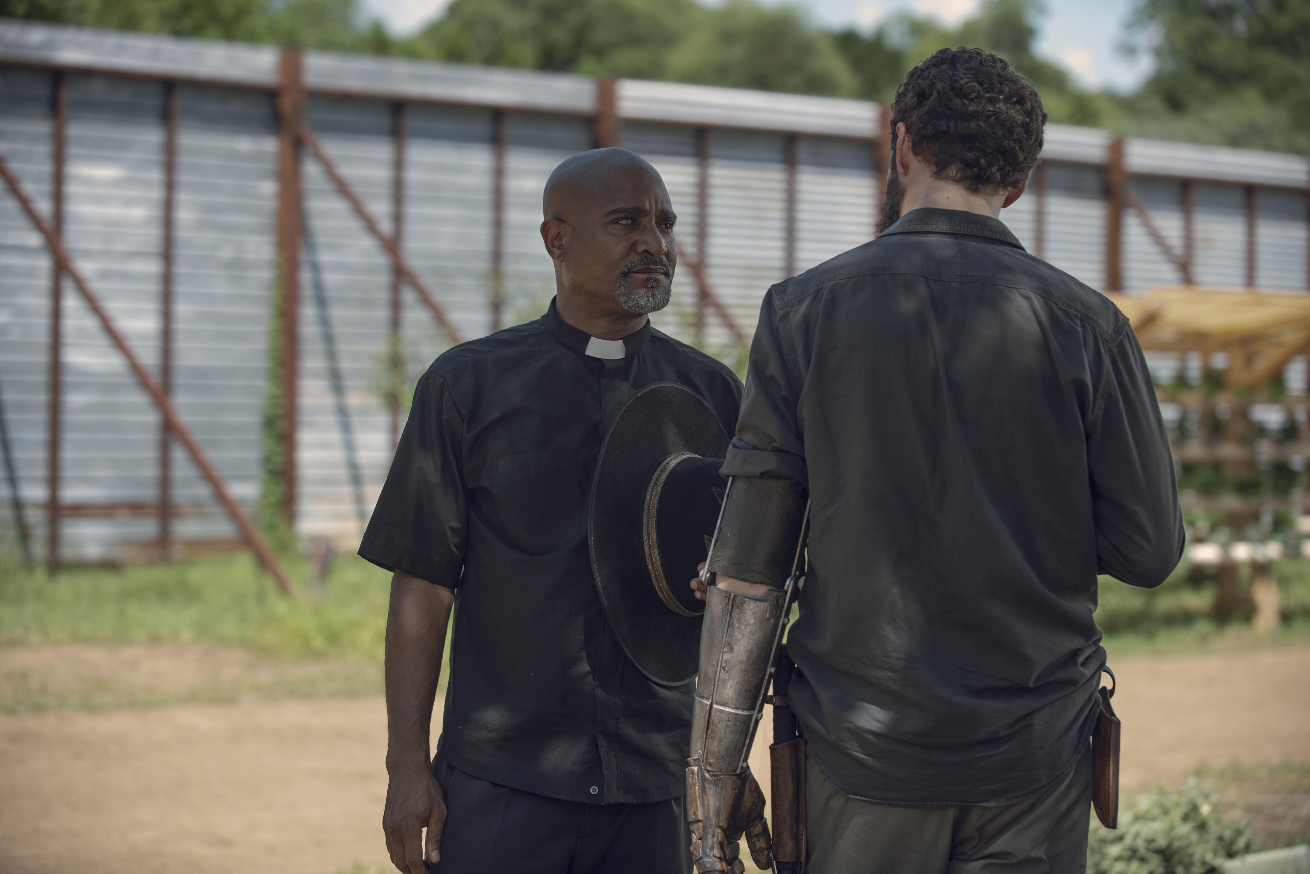 Walking Dead Season 6 Episode 9