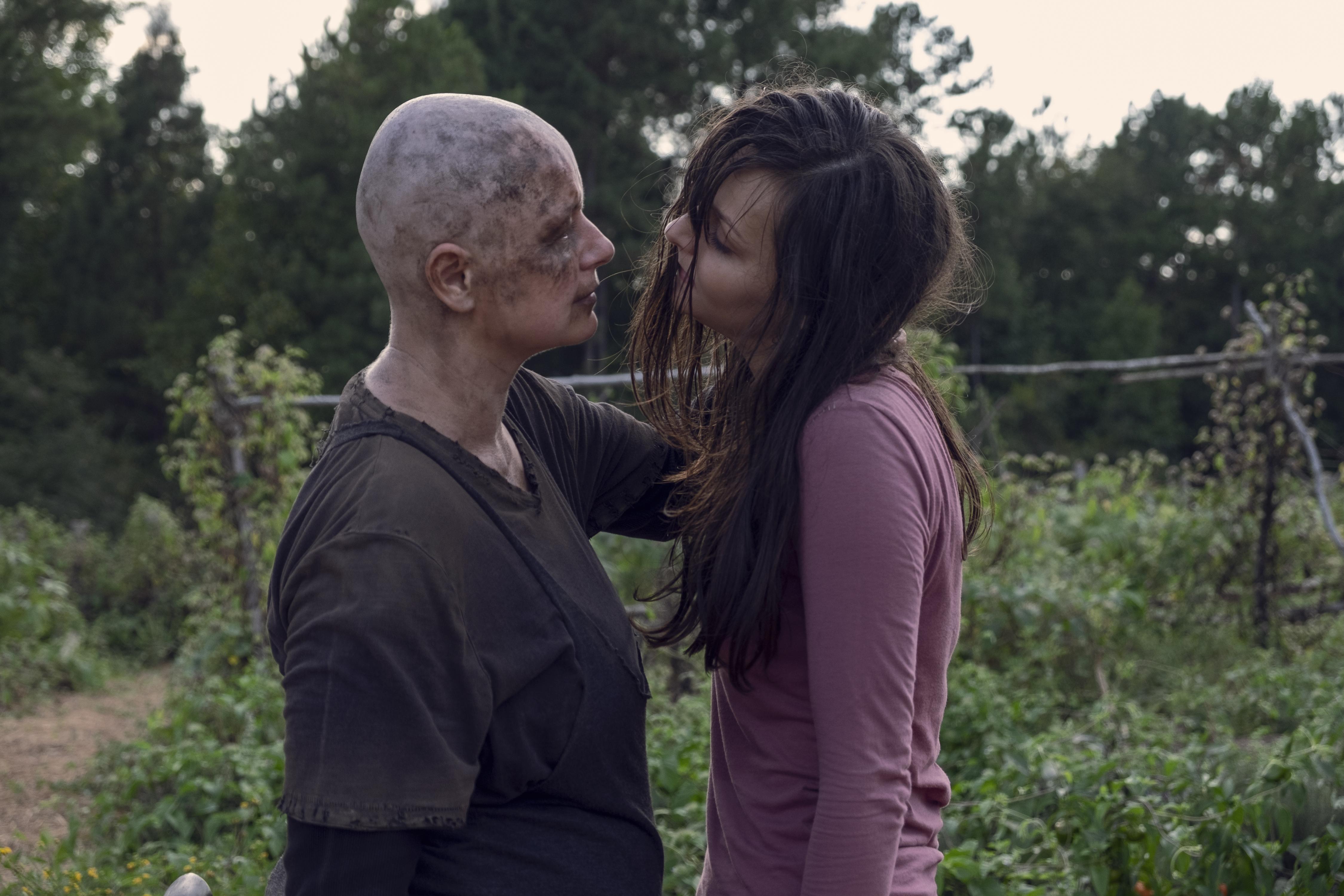 Lydia Walking Dead
