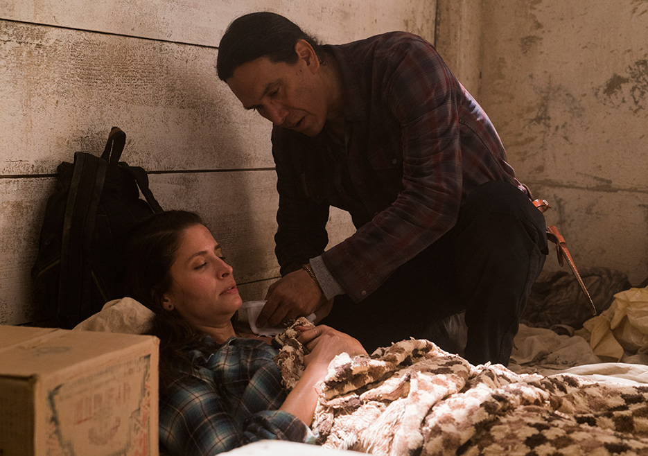 Fear the walking dead questions answered in episode 314 - Ofelia salazar fear the walking dead ...