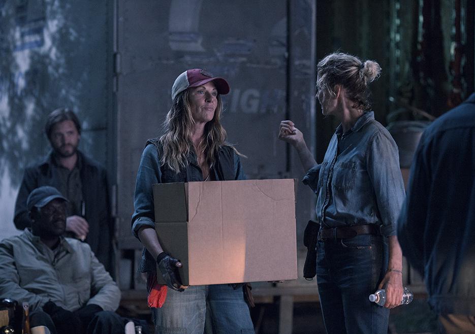 Fear The Walking Dead episode 412: Weak panel discussion