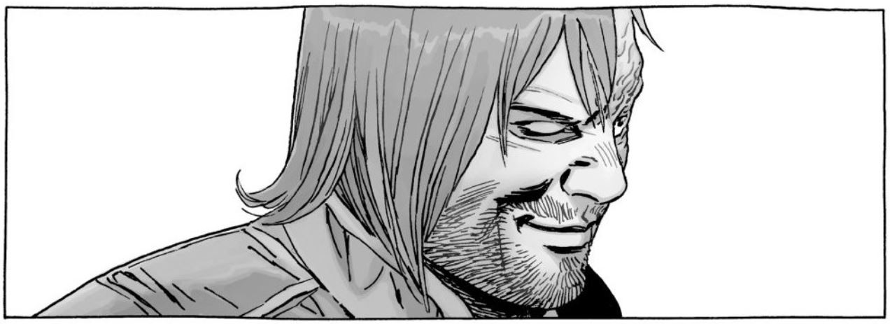 . The Walking Dead issue 185  Comic recap of On Guard