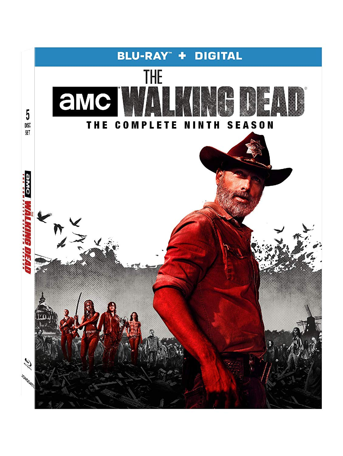 The Walking Dead Staffel 9 Dvd